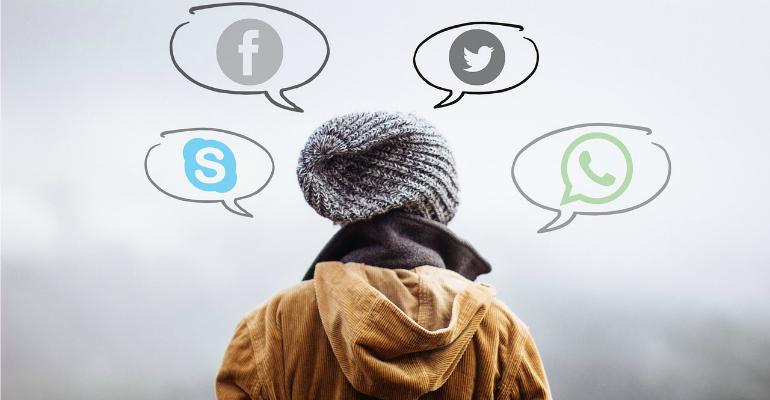 ¿Porqué desconfiamos de las marcas en redes sociales?