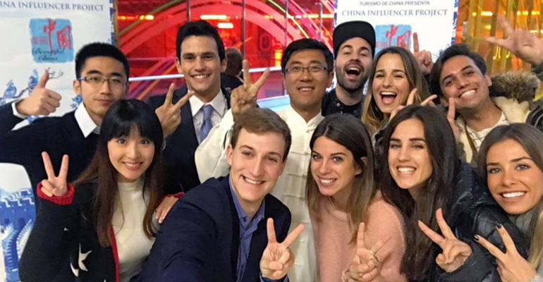 China apuesta por el marketing de influencers para promover el turismo