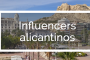Top 30 influencers de Alicante