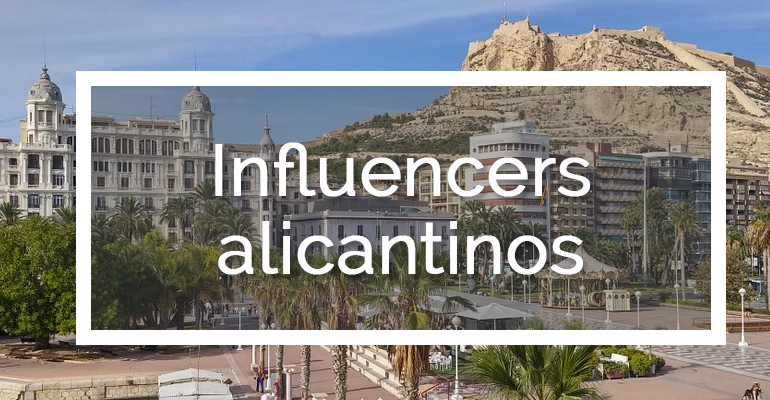 Top 30 influencers de Alicante