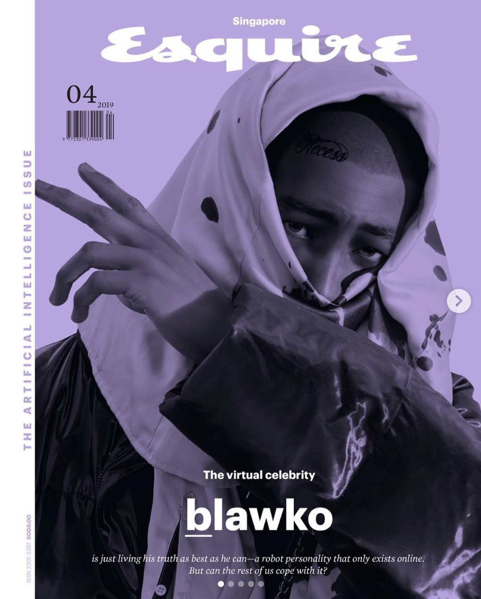 portada esquire blawko22