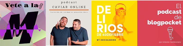 PODCAST SOBRE SOCIAL MEDIA EN ESPAÑOL